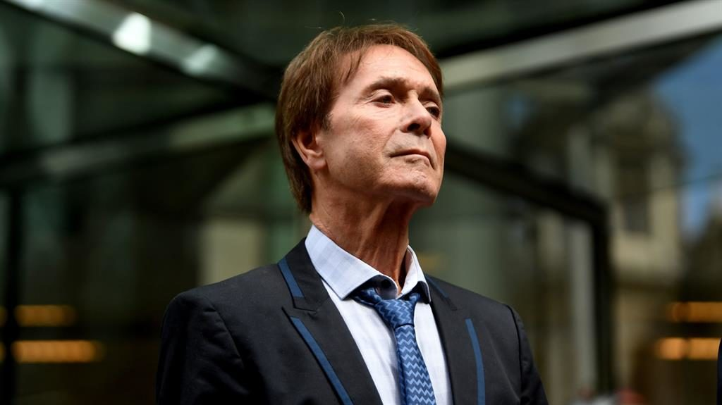 Sir Cliff Richard wins BBC privacy case over coverage of police raid