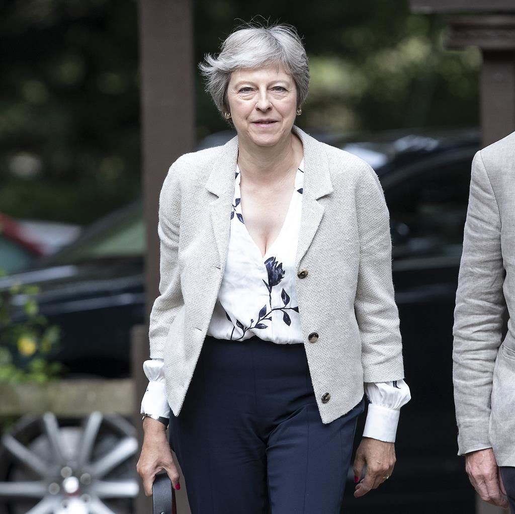PM's Bureaucrats Officially Take Charge of Brexit Talks, Brexit Department Snubbed