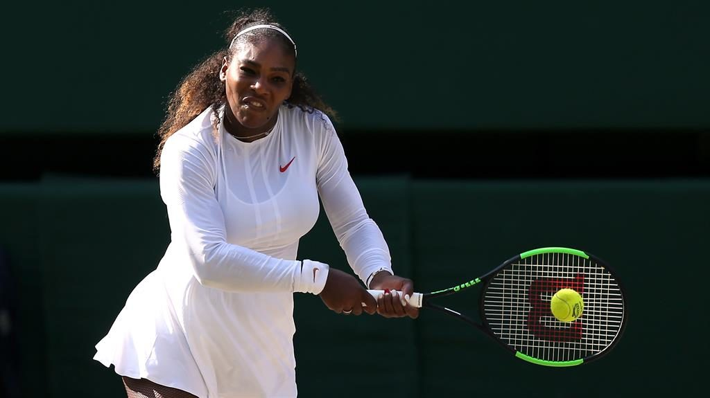Serena claims to be victim of 'discrimination'
