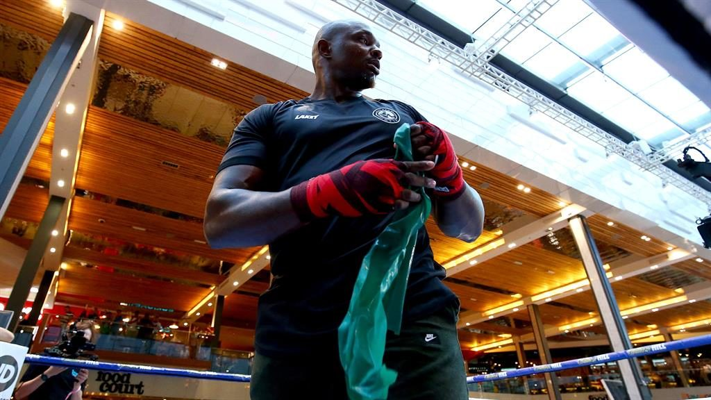Hearn Says Whyte-Parker Winner May Get Title Shot