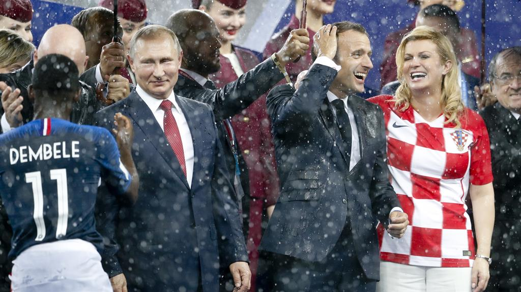 Qatar gets World Cup hosting duties from Russia