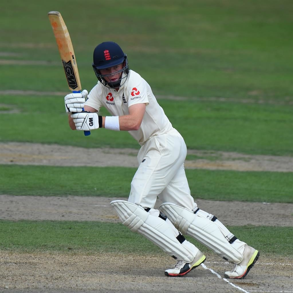 Ollie Pope ready to emulate England team mate Sam Curran