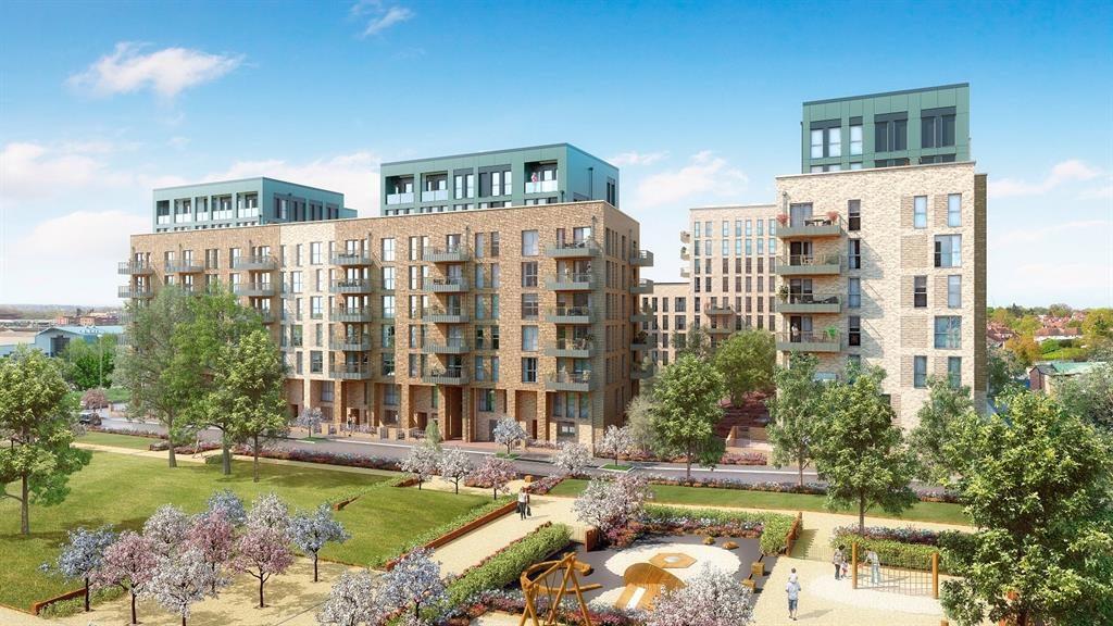 Large-scale build: Acton Gardens