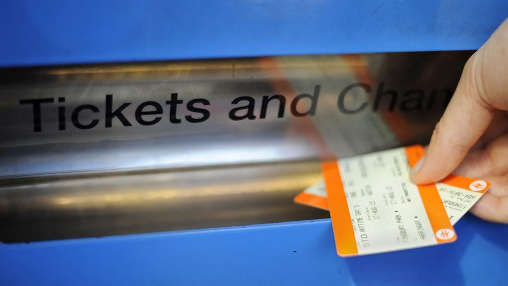 On track: Tickets will be made simpler