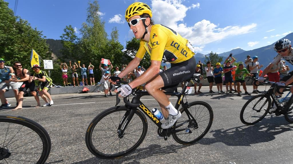 Thomas, Froome to compete in Tour of Britain