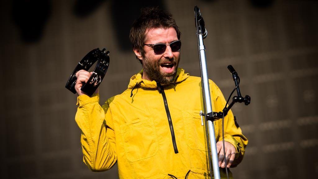 For what it's worth: Liam Gallagher is at Rize PICTURE: REX
