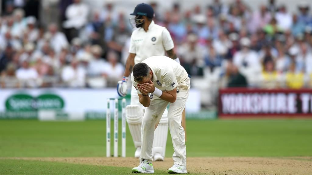 India sets England 521 to win 3rd test, clinch series