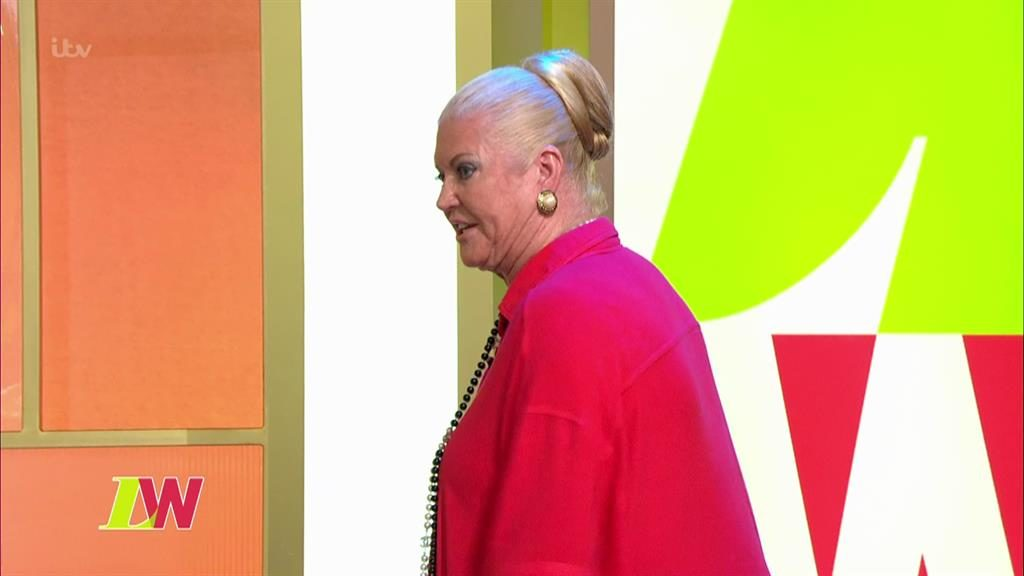 Kim Woodburn demands Loose Women FIRE Coleen and Linda Nolan