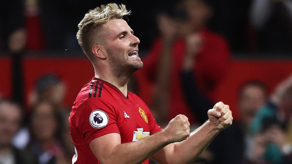 Shaw back in England squad after shining for Man United