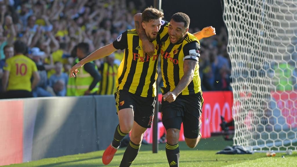 Watford down Spurs to maintain 100 per cent record