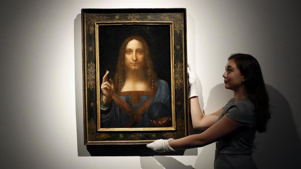 Salvator Mundi: Unveiling of record-breaking da Vinci painting postponed indefinitely