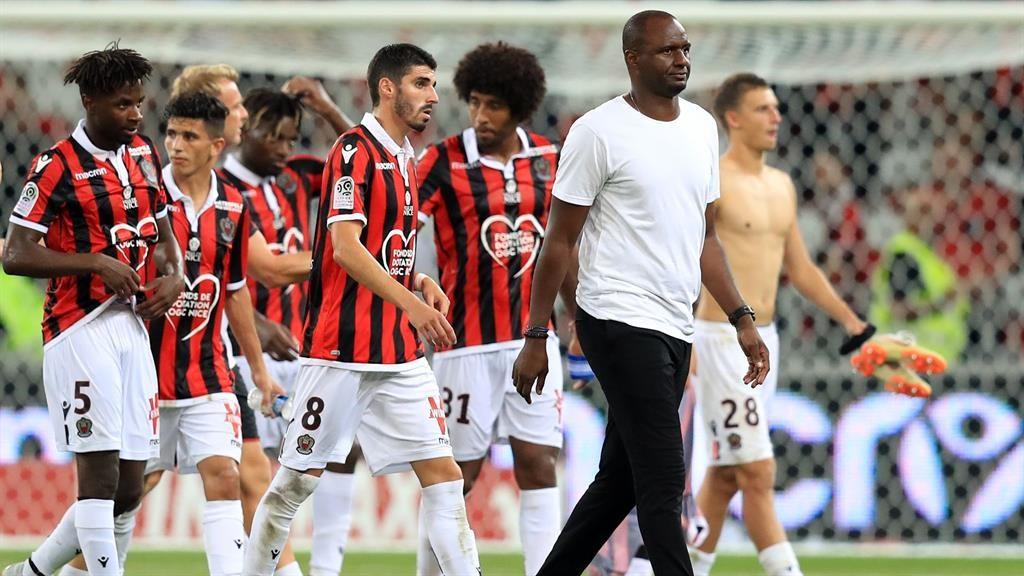 Idol Patrick Vieira endures unwelcome return to France | Metro ...