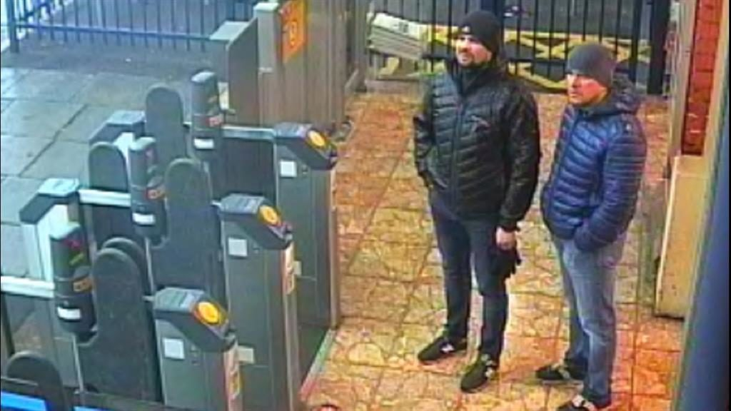 US, France, Germany, Canada back Britain's findings over Novichok nerve agent poisoning