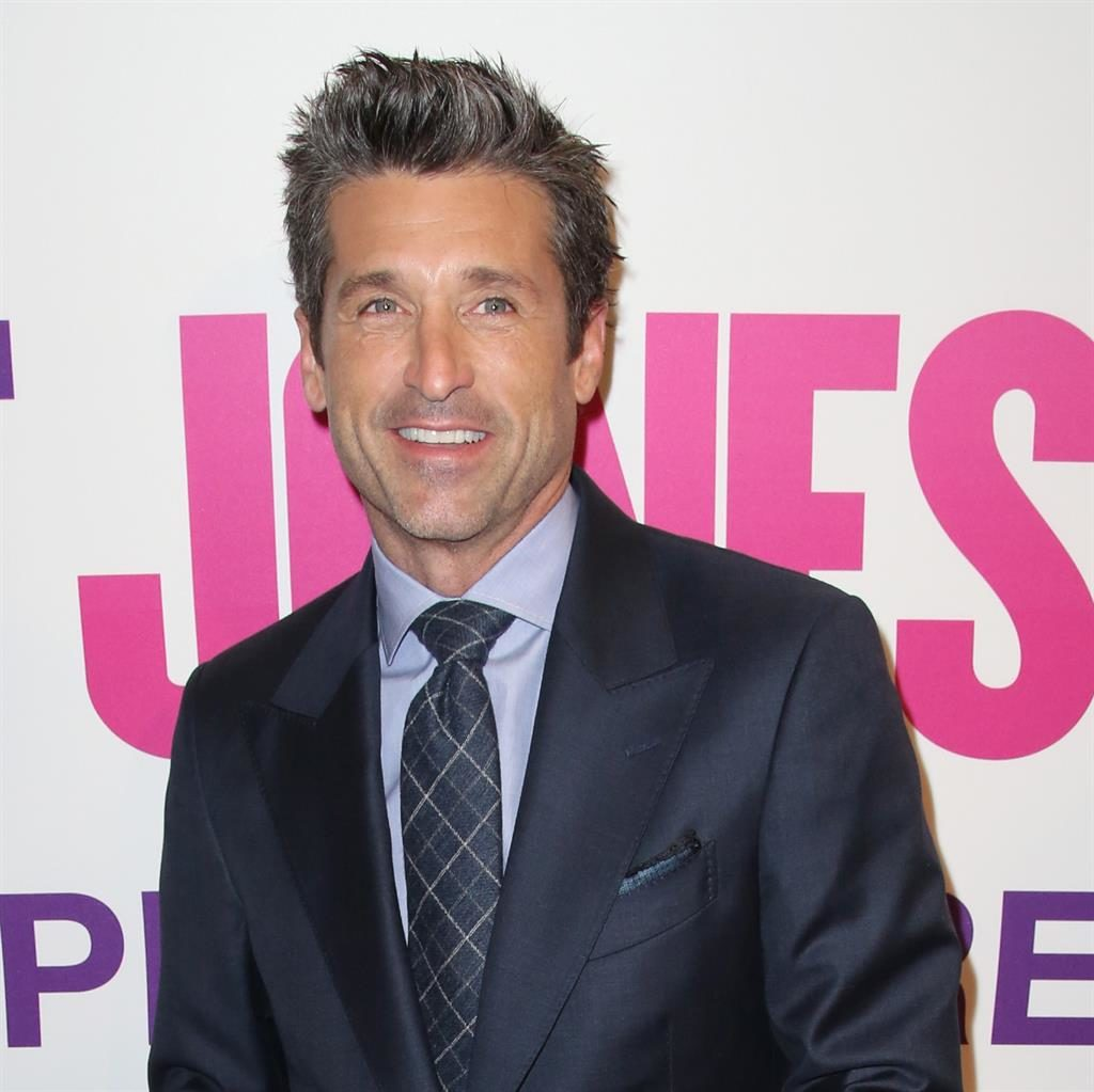 Sixty Seconds With Patrick Dempsey Metro Newspaper Uk