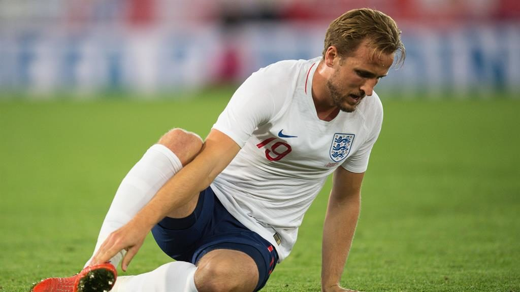 Overworked: Kane has had little rest since the World Cup but Spurs are unconcerned PICTURE: REX