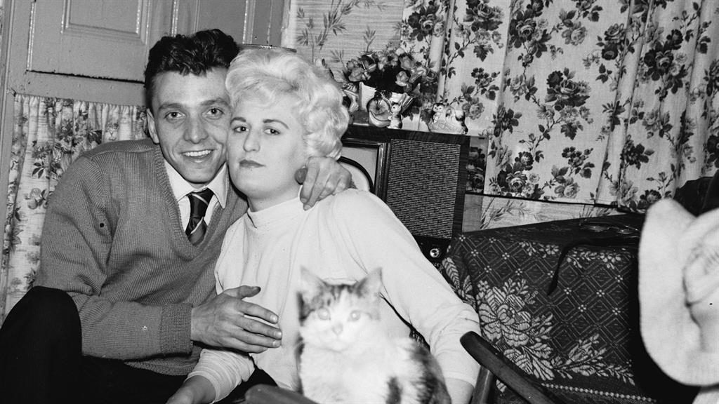 Evil: Ian Brady and Myra Hindley PICTURE: SWNS