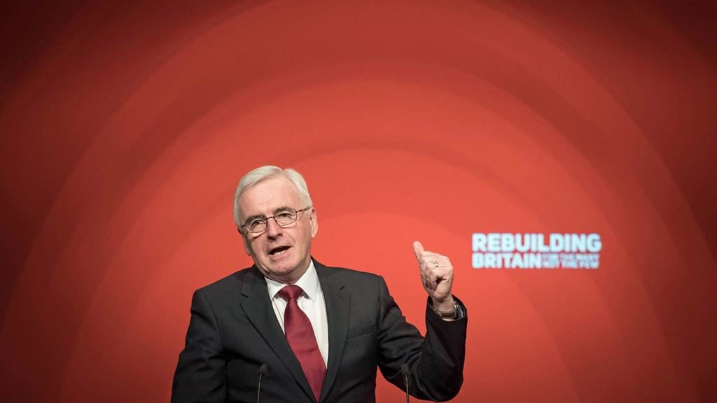 General election would be 'people's vote' says Labour chancellor
