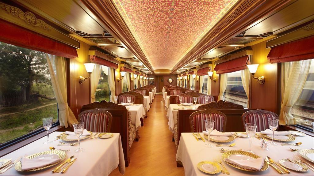 Lavish: Take the Maharajas' Express in India