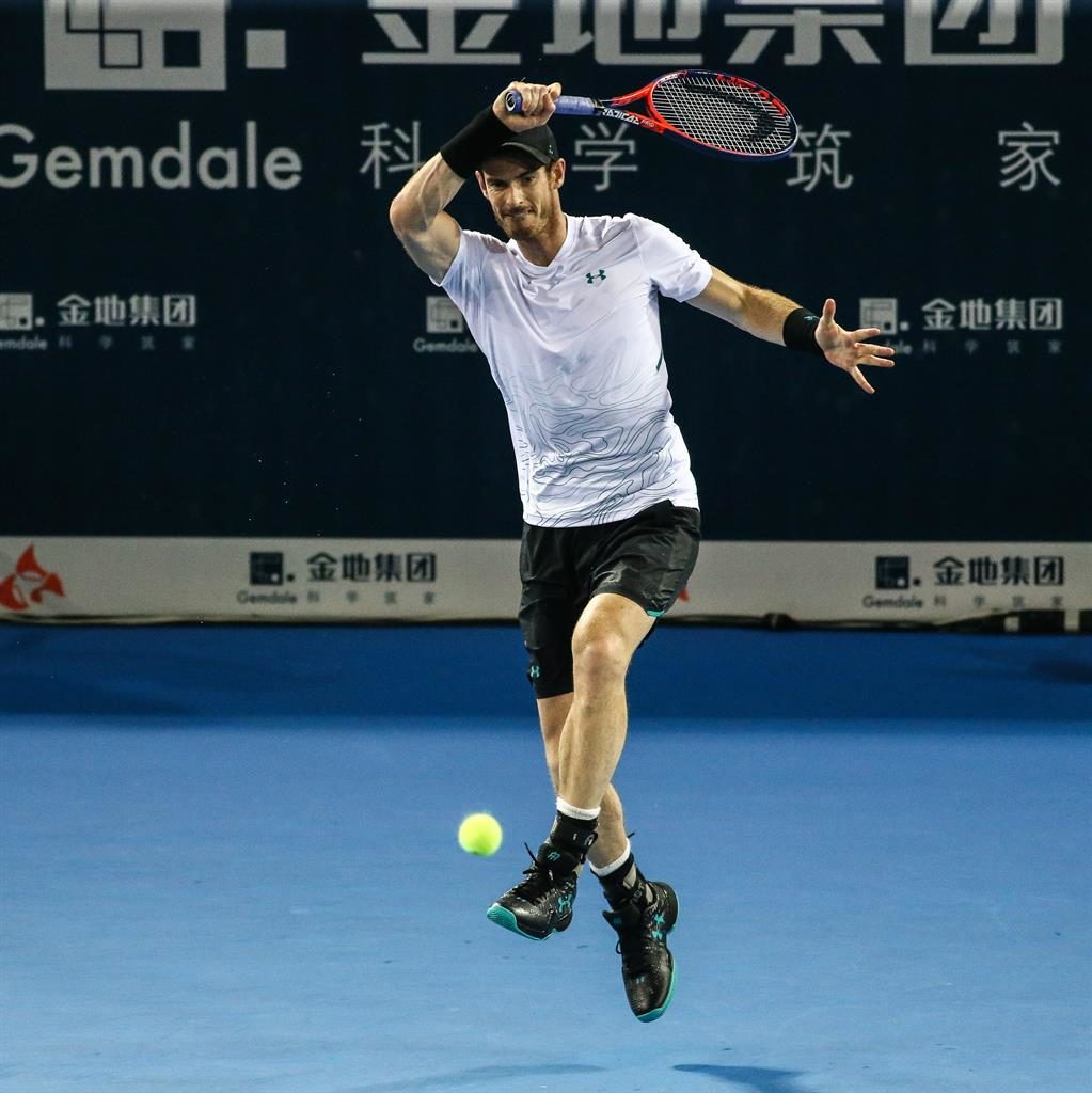 Murray reaches second round of Shenzhen Open as Zhang retires
