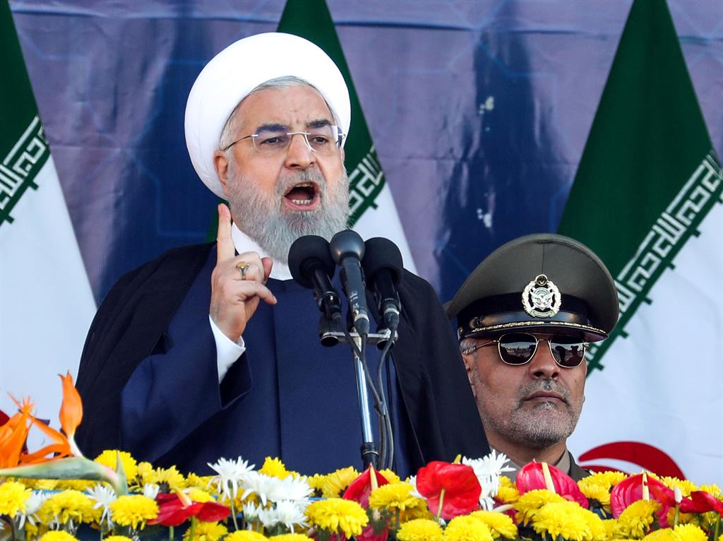 24 killed, dozens wounded in 'terrorist' attack in Iran