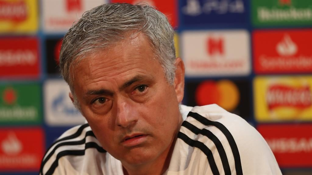 Struggling Mourinho confident Red Devils job not under threat
