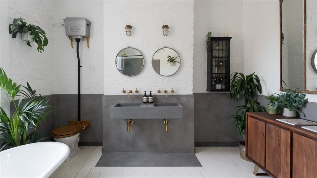 Modern Dream Bathrooms Creative