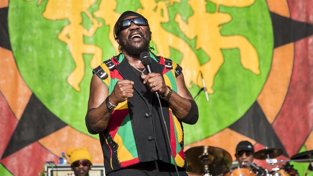 The orginator: Toots gave reggae its name back in 1968 PICTURE: GETTY