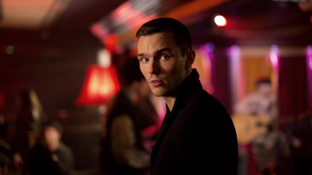 Deadly follow-up: Nicholas Hoult starred in the film adaptation of prequel Kill Your Friends