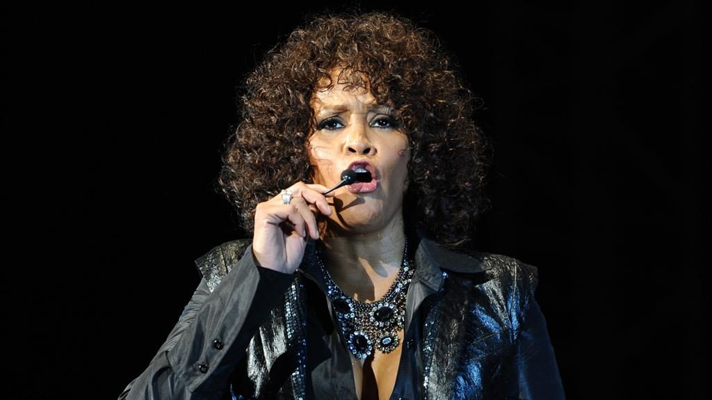 Pop queen: Victim was made to croon hits by Whitney