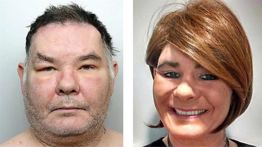 Life term: Transgender sex offender Karen White