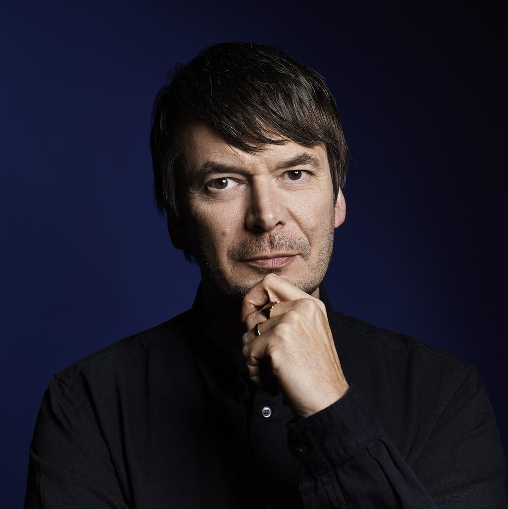 New layers: Ian Rankin has developed Rebus's support characters