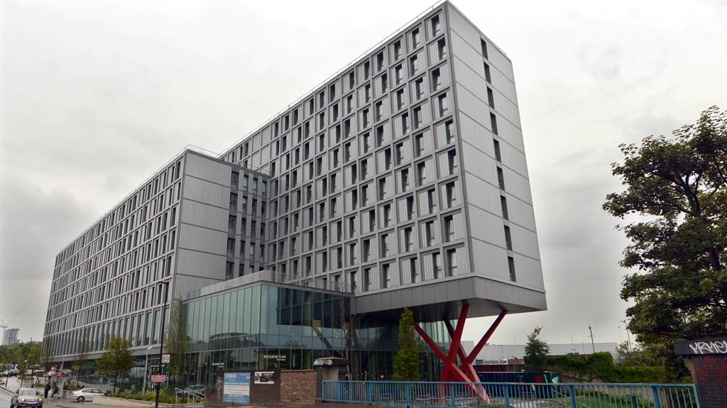 Blocks and shares: The Old Oak block in Willesden Junction holds 546 units