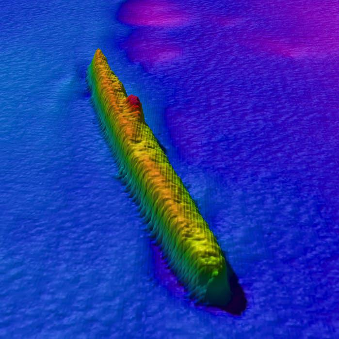 U-boat captured in the deep off Wales | Metro Newspaper UK