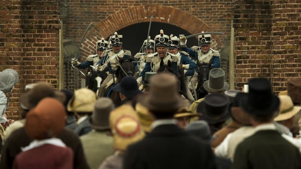 Massacre: Peterloo depicts the events of St Peter's Field almost 200 years ago