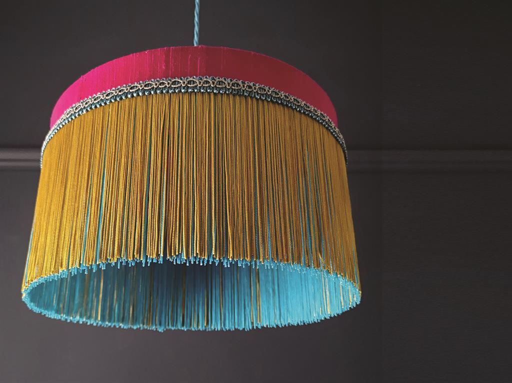 Home The Best Dressed Lampshades Of The Season Metro