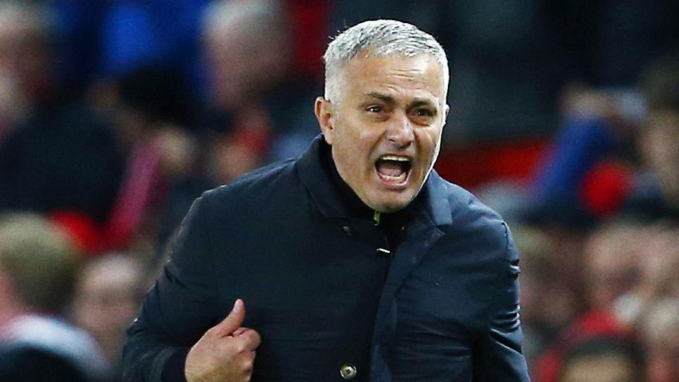 Chelsea assiatant coach fined for taunting Jose Mourinho