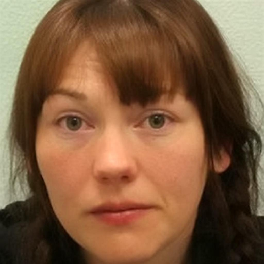 Jailed: Flat owner Amber May