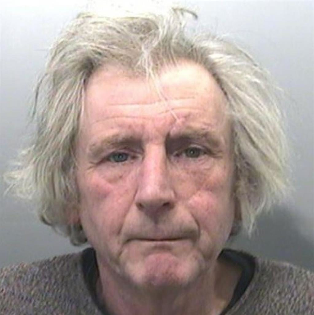 Confession: Potter confided in Natalia (below) PICTURES: PA/WNS/SOUTH WALES EVENING POST