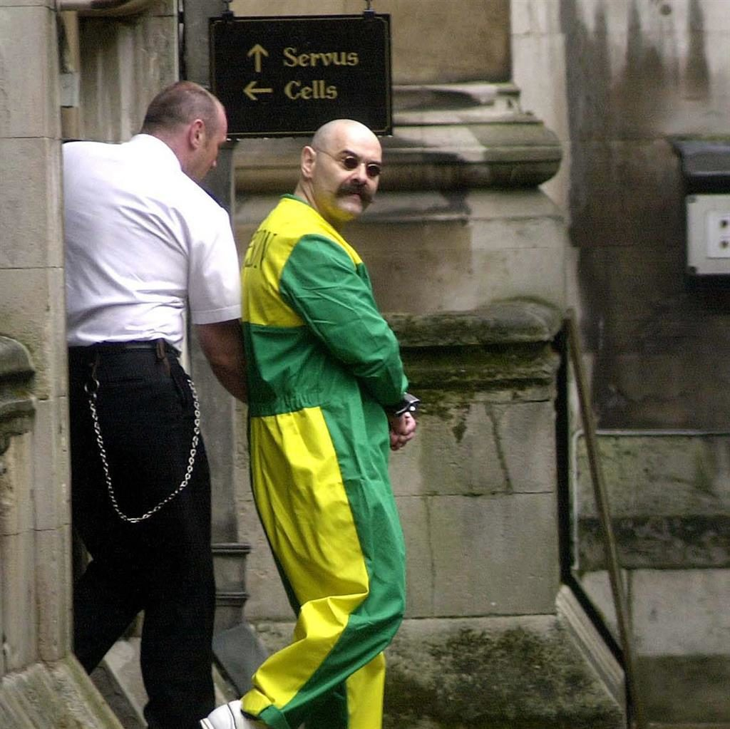 'Jumped on governor': Charles Bronson is accused of prison attack PICTURE: NICHOLAS RAZZELL
