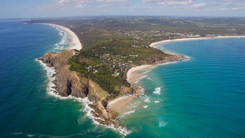 Blue heaven: Australia's Byron Bay