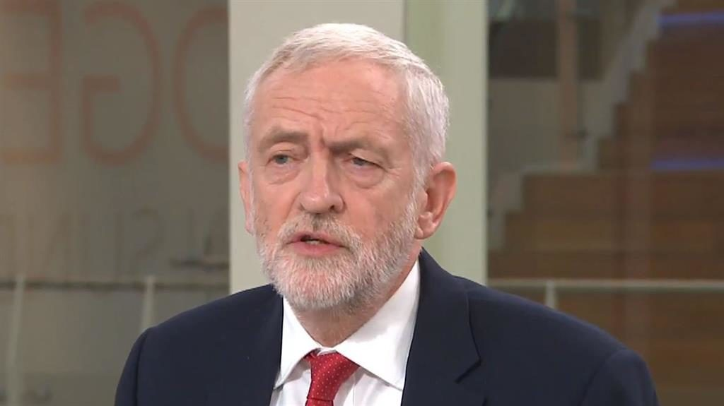 Brexit: New referendum not option for now, says Jeremy Corbyn