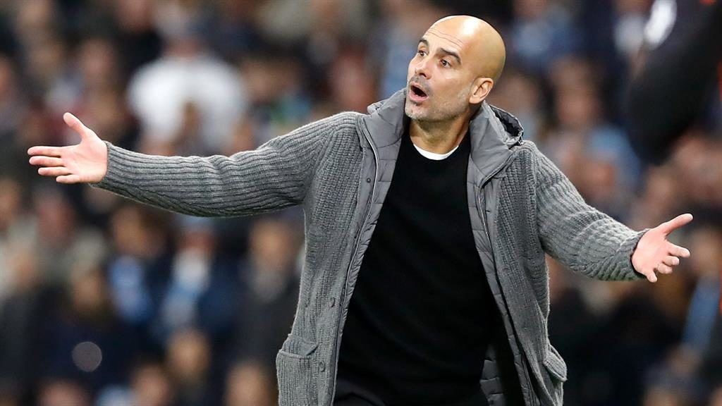 Pep Guardiola says Manchester City will make no signings in January