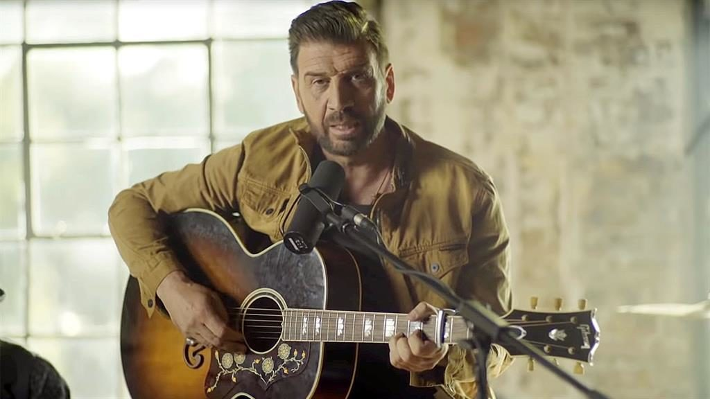 Nick Knowles could be a contender for Christmas number one