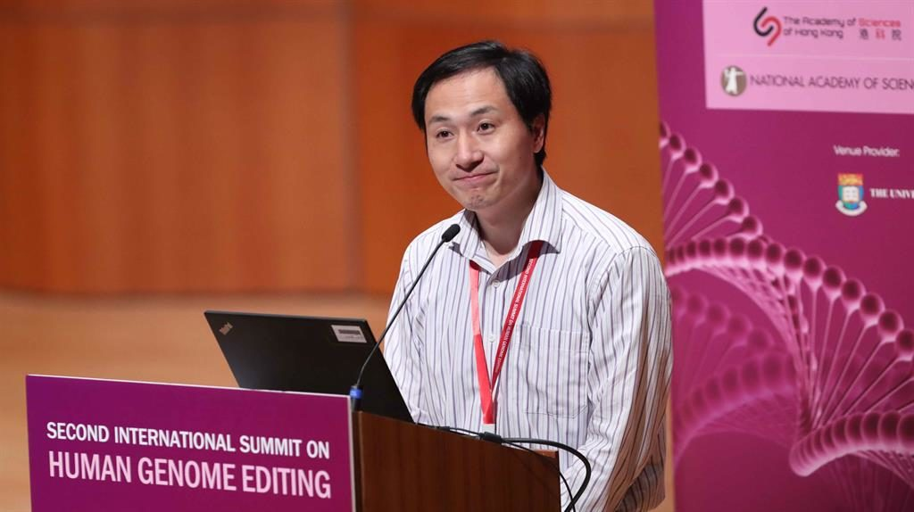 Chinese scientist He Jiankui defends 'world's first gene-edited babies'