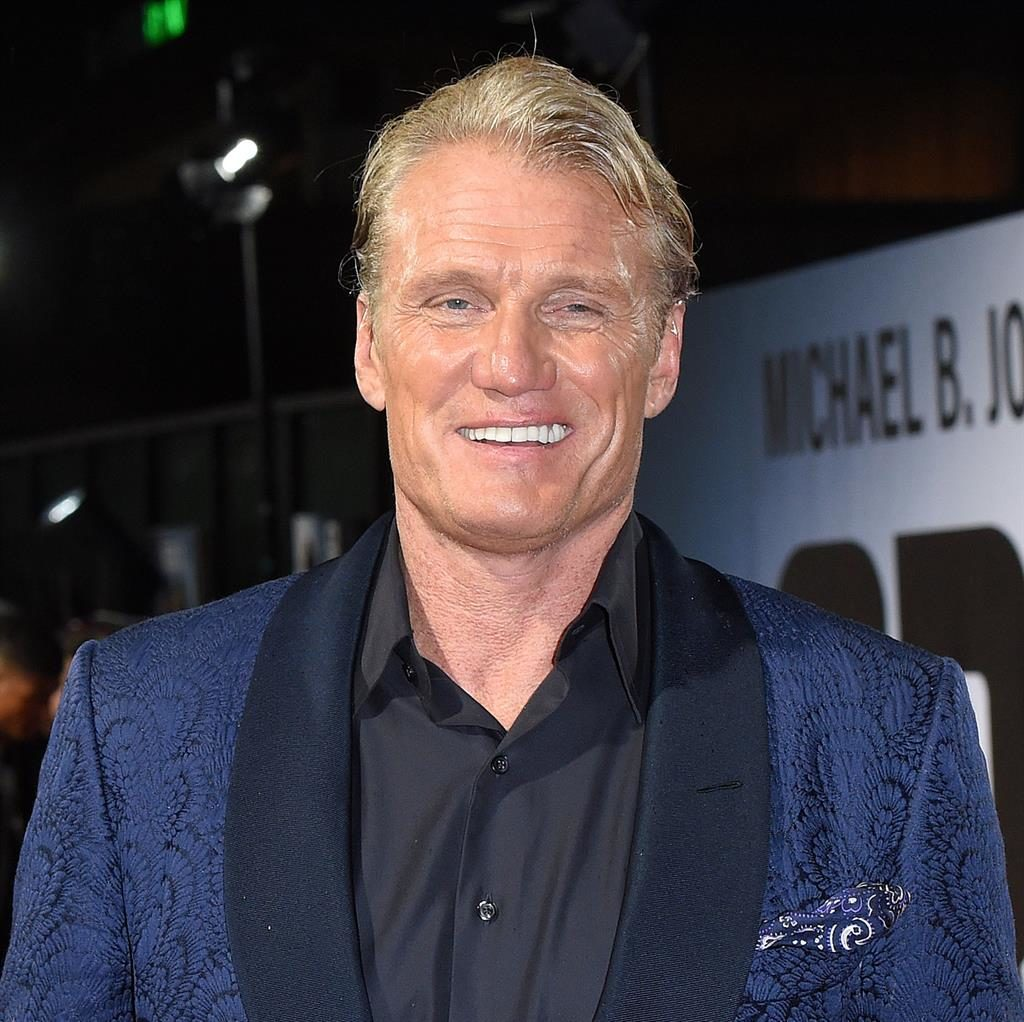 Dolph Lundgren's Rocky recovery | Metro Newspaper UK
