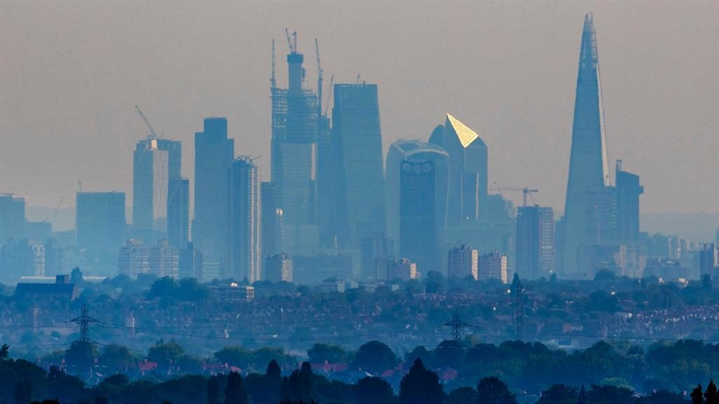 London 'to lose out by £711bn in Brexodus'