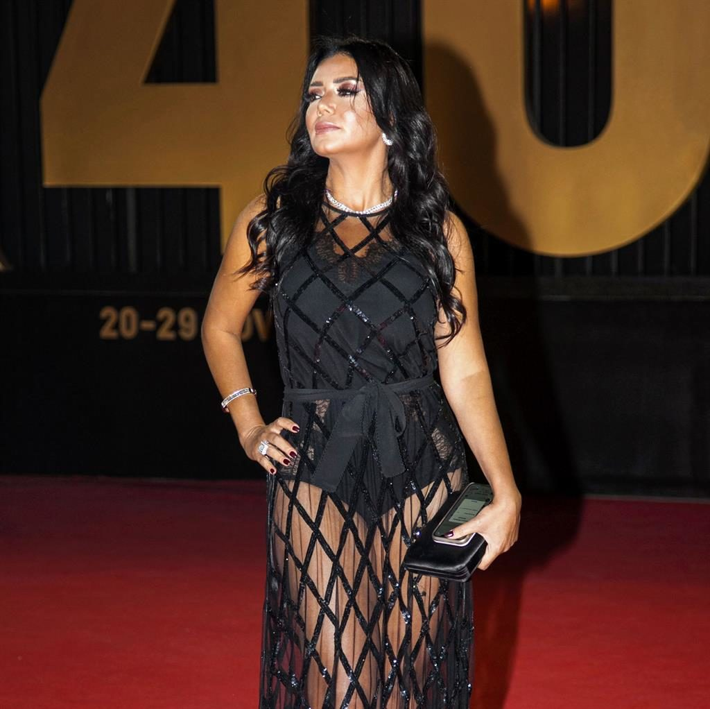 Egyptian Actress Could Face Prison Time For Revealing Red Carpet Dress