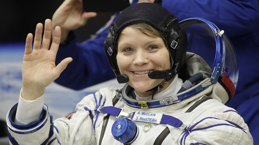 ISS' newest crewmembers arrive at the space station
