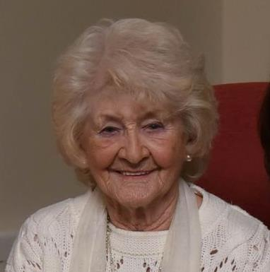 'Best thing': Verdict of Milly Carter, 90 PICTURE: SWNS