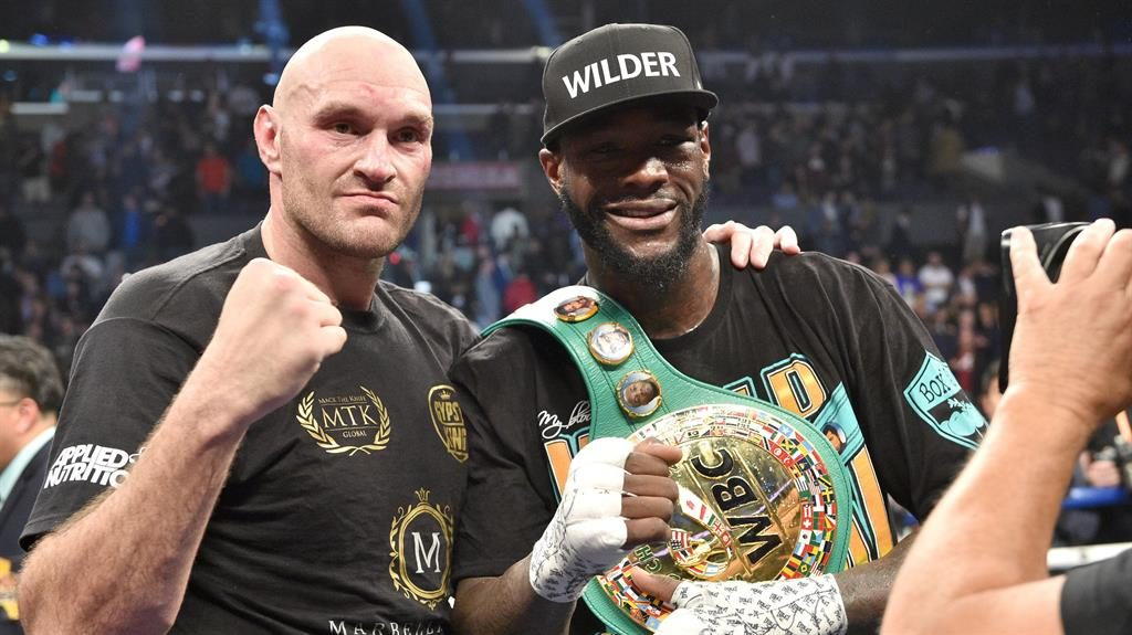 Deontay Wilder has his sights set only on Fury with Joshua left frozen out			 				     by Justin Palmer    Published